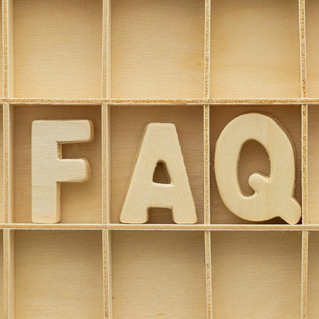 FAQ Sheet - Commonly Asked Questions