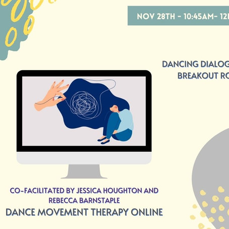 Dancing Dialogues Professional Exchange: DMT Online Session