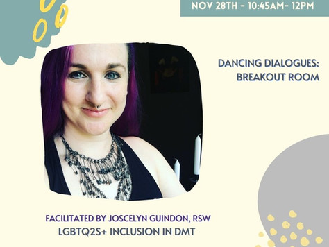 Dancing Dialogues Professional Exchange: LGBTI2SQ+ & Inclusion
