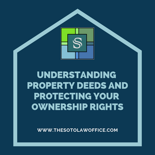Understanding Property Deeds and Protecting Your Ownership Rights
