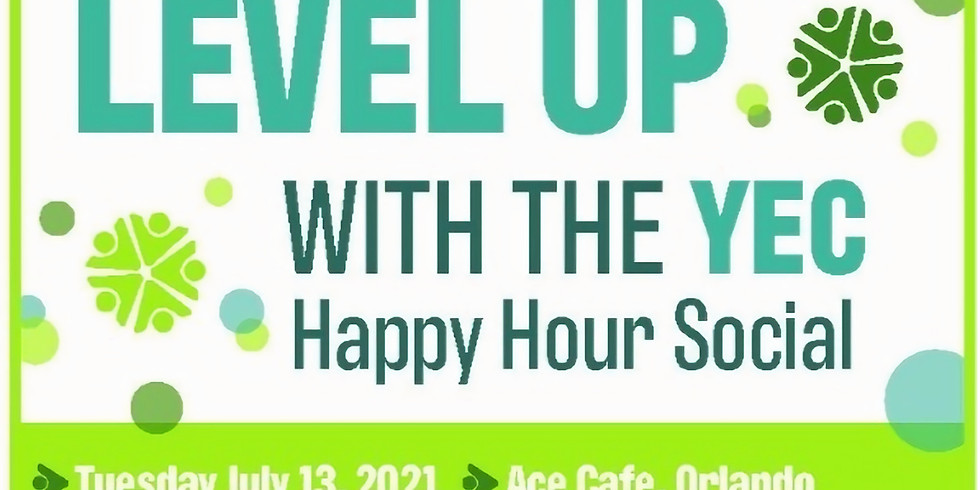 Level Up with The YEC Happy Hour Social