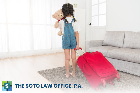 Can You Relocate a Child After a Divorce?