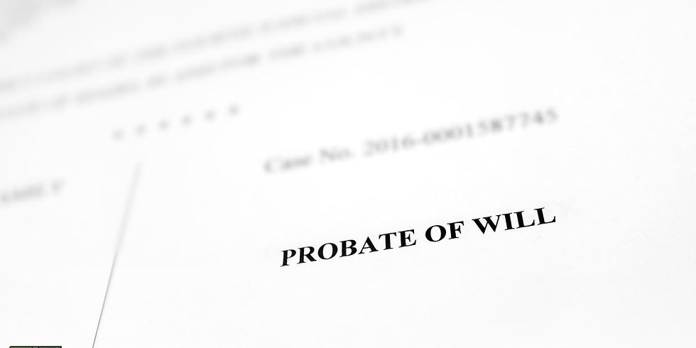 Pitfalls of Probate
