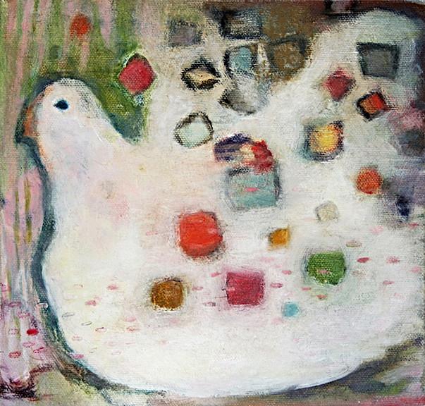 Dreaming Hen