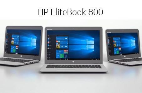 Conheça os novos HP EliteBook 800, os portáteis mais seguros do Mundo