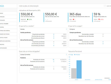 PRIMAVERA disponibiliza solução gratuita de faturação online até 30.000 euros, o Jasmin Software