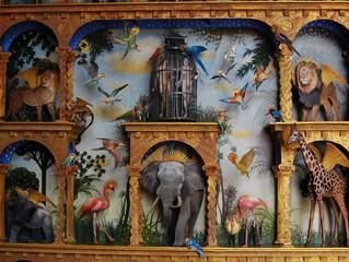 Reflexiones sobre el retablo