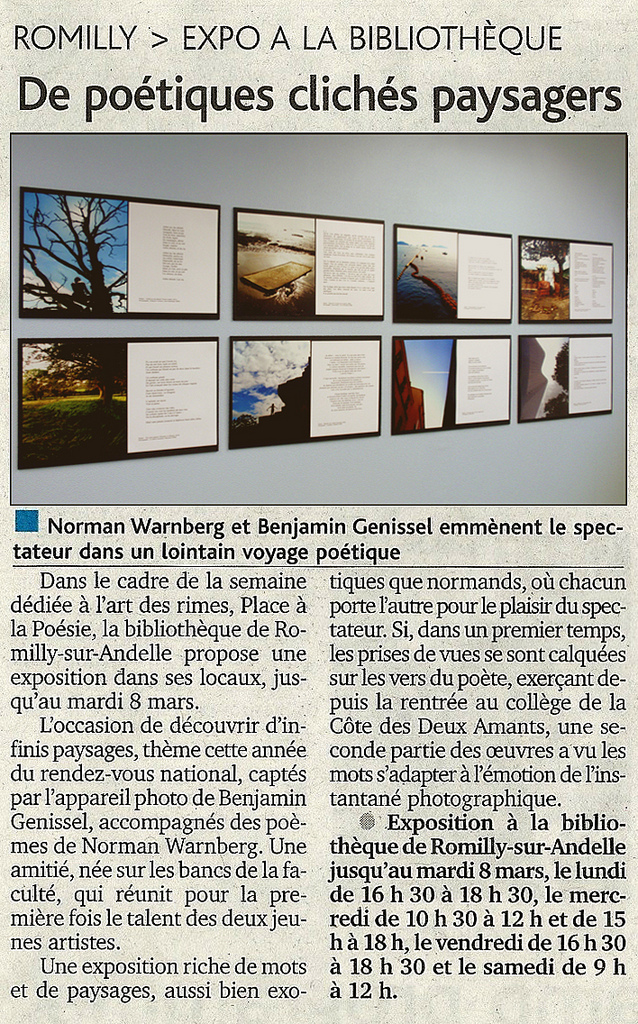 article L'Impartial 2011