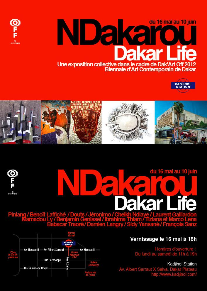 Dakar'off 2012