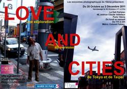 Love and cities au Deli parisien 2011