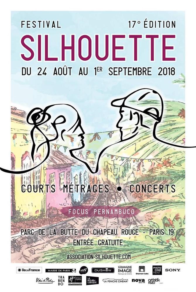 """Participation au festival de courts métrages """"Silhouette"""", édition 2018"""