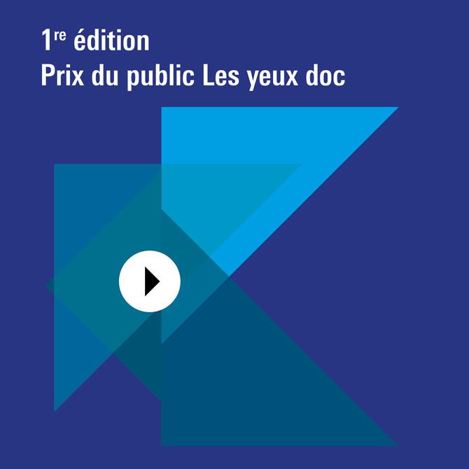 """Publication d'articles à propos du Prix du public """"Les yeux doc"""""""