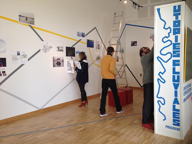 photo de l'expo MuseoSeine