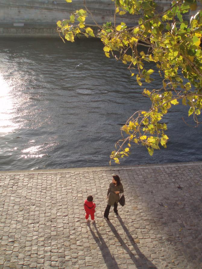 """Participation à l'exposition collective """"Utopies fluviales, suite"""" à Nanterre"""