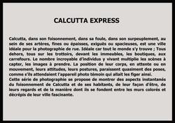 Texte Calcutta express