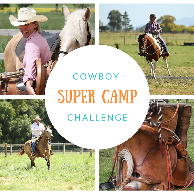 Super Camp Horsemanship & Cowboy Challenge (2)