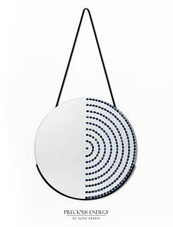 Aline Erbeia, precious energy, cristaux et pierre semi précieuse, art et décoration