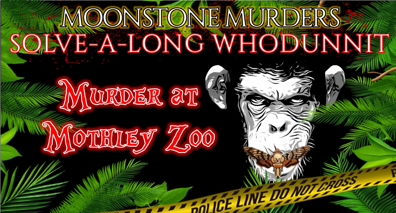 Murder at Mothley Zoo