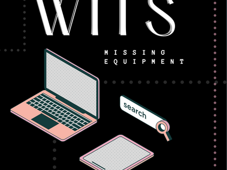 WITS Missing Up To $15,000 of Equipment
