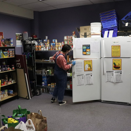 Bearcat Pantry provides hot meals to food-insecure students