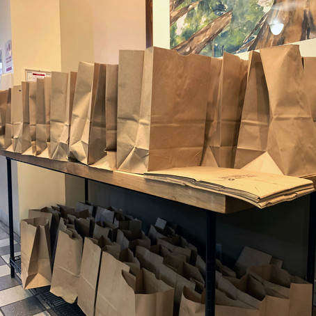 Opinion: Goudy, students need to reduce waste from takeout