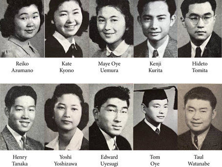 Memorial for Japanese American WU students forced into camps during WWII more relevant than ever