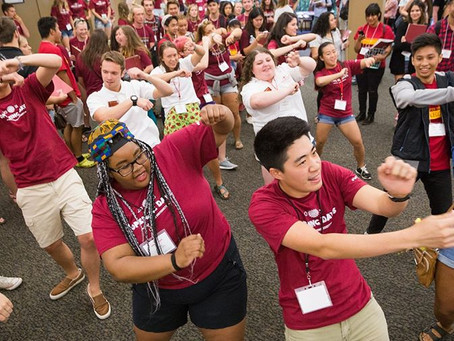Four years of transformation: seniors' time at Willamette, in photos