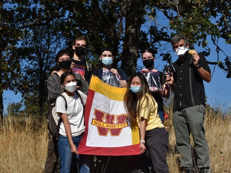 Students create environmental activism opportunities with Growing Oaks
