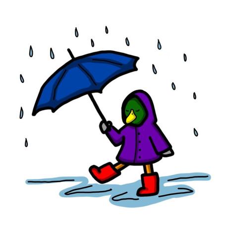 Five tips for surviving Oregon's fall rains