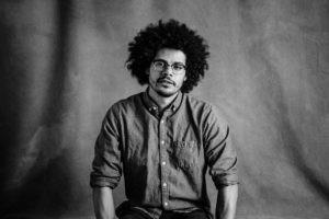 Award-winning poet kicks off literary series