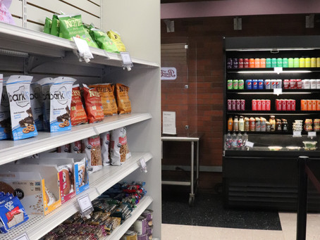 Avoid the Goudy line with a quick meal at Blitz Market