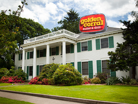 Former Delta Gamma House to Become Golden Corral