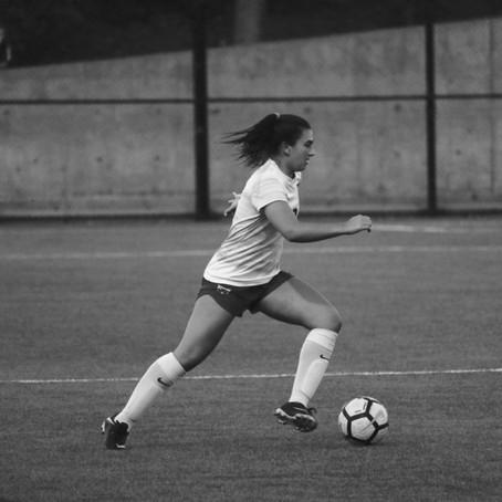 Women's soccer triumphs in home opener