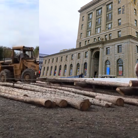 PNCA campus to be rolled on logs to Salem