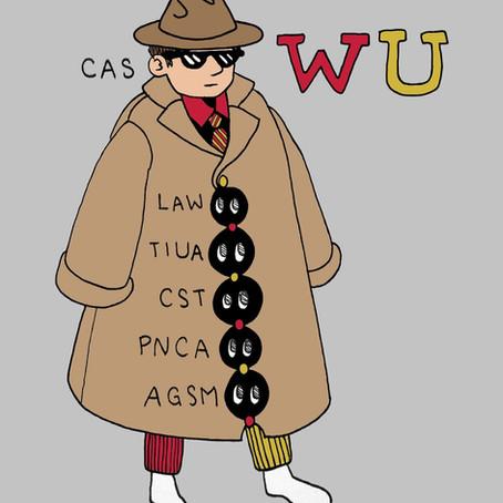 WU: Six schools in a trench coat