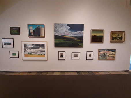 """""""Time in Place"""": Pacific Northwest art highlighted at Hallie Ford"""