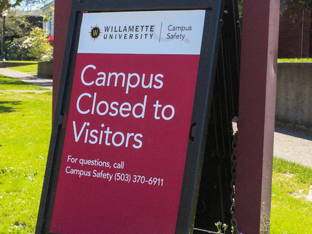 Students, Housing staff describe challenges of dorm life during campus closure