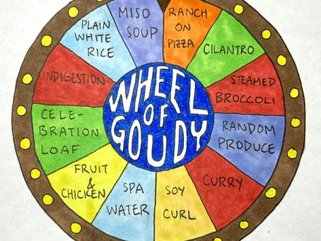 Wheel of Goudy- take a spin!