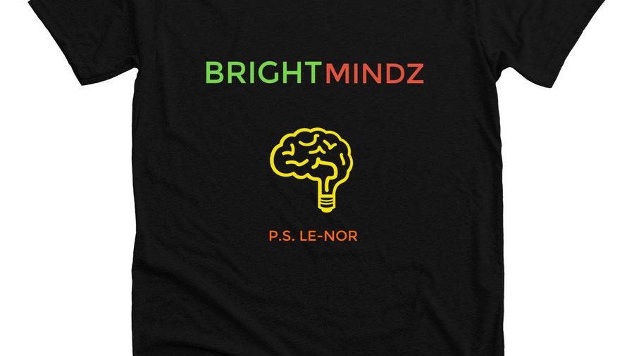 Black Bright Mindz T-Shirt