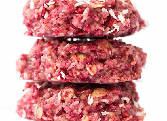 Berry Quinoa Cookies