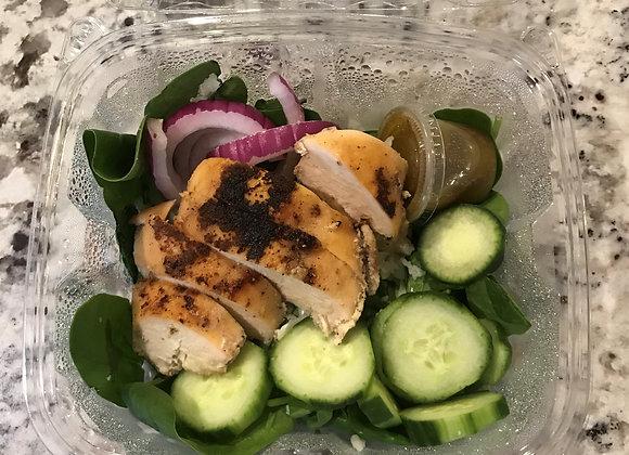 Grilled Chicken Balsamic Salad