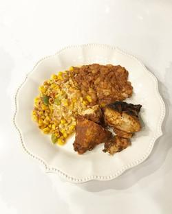 BBQ Chicken ._._