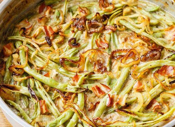 Ham & Green Bean Casserole