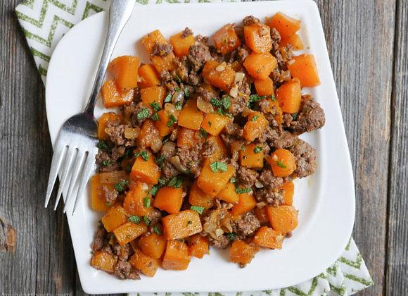 Sweet Potato Skillet
