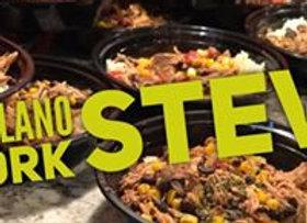 Poblano Pork Stew