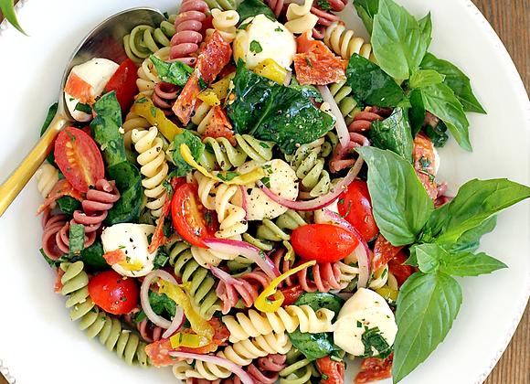Ranch Salad w/ Pasta
