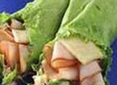Sandwiches w/ Deviled Eggs & Potato Salad
