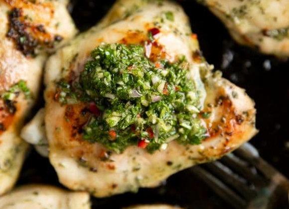 Chimichurri Chicken w/ Veggies
