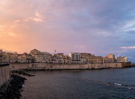 July - Summer escape to Syracuse, Sicily
