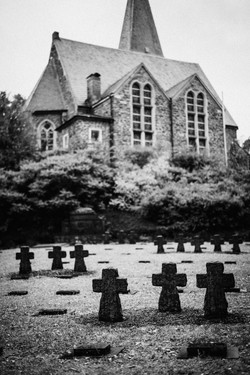 Bad Bertrich - unknown soldier grave